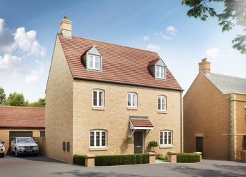 "Thumbnail 5 bed detached house for sale in ""Middleton"" at Heathencote, Towcester"
