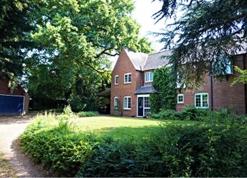 Thumbnail 4 bed detached house for sale in Warren Close, Humberstone