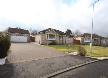 Thumbnail 3 bed bungalow for sale in Johnstone Path, Glenrothes, Fife
