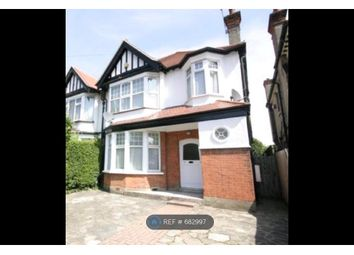 Thumbnail 4 bed maisonette to rent in East End Road, London