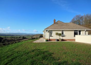 Thumbnail 3 bed detached bungalow for sale in Staple Lane, West Quantoxhead, Taunton