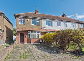 Thumbnail 3 bed semi-detached house for sale in Ronelean Road, Tolworth, Surbiton