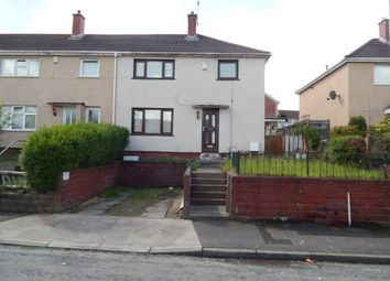 Thumbnail 3 bed end terrace house for sale in Tynycae Road, Llansamlet, Swansea