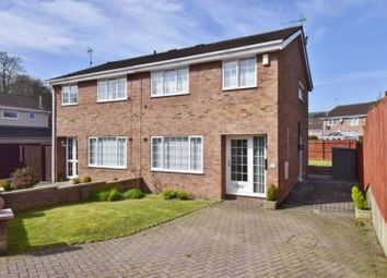3 bed semi-detached house for sale in Dol Y Paun, Caerphilly CF83