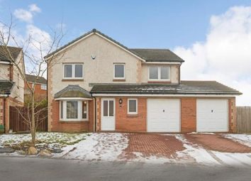 Thumbnail 4 bedroom detached house for sale in Paddock Court, Carluke, South Lanarkshire, United Kingdom
