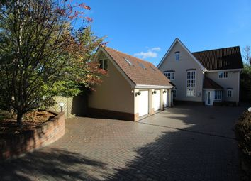 Thumbnail 7 bed detached house for sale in Main Road, Martlesham, Woodbridge