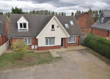Thumbnail 4 bed detached bungalow for sale in Stoke Road, Bletchley, Milton Keynes