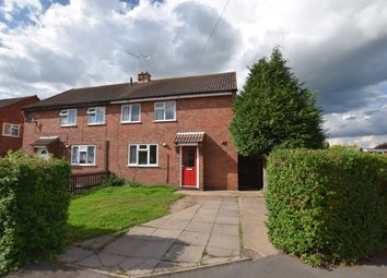 Thumbnail 2 bed semi-detached house to rent in Springfield Road, Etwall, Derby