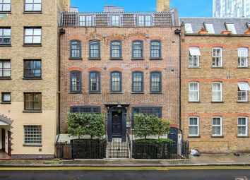 Thumbnail 5 bed town house for sale in Whites Row, London