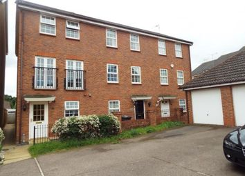 Thumbnail 3 bed end terrace house for sale in Cleveland Way, Stevenage, Hertfordshire, England