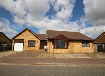 Thumbnail 3 bed detached bungalow for sale in Cormorant Way, Bradwell, Great Yarmouth