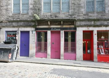 Thumbnail Commercial property to let in St Marys Street, Canongate, Edinburgh