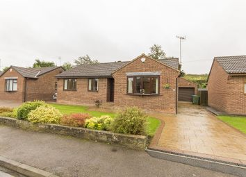 Thumbnail 3 bed detached bungalow for sale in Thornbridge Crescent, Chesterfield