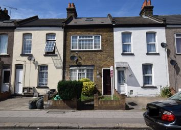 Thumbnail 2 bed terraced house for sale in High Road, Chadwell Heath, Romford