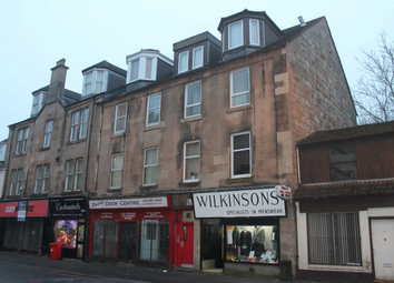 Thumbnail 2 bed flat to rent in Wellmeadow Street, Paisley, 2Ef