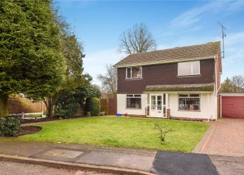 Thumbnail 4 bed detached house to rent in Starmead Drive, Wokingham, Berkshire
