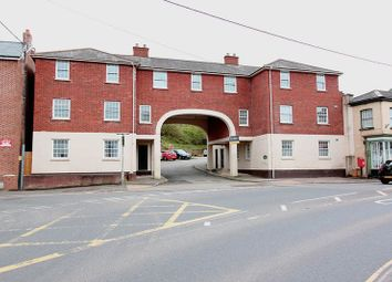 Thumbnail 1 bedroom flat to rent in Exeter Road, Crediton