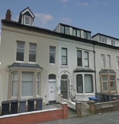 Thumbnail 1 bedroom flat to rent in Regent Road, Blackpool