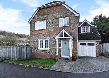 Thumbnail 4 bed detached house to rent in West Wycombe, Buckinghamshire