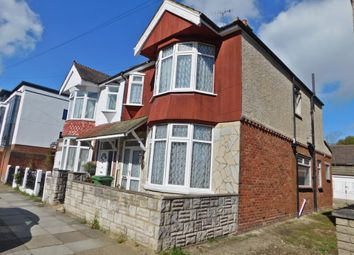Thumbnail 4 bed semi-detached house to rent in Thurbern Road, Portsmouth
