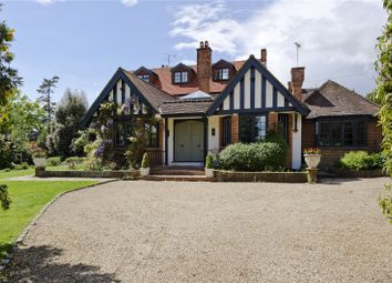 Thumbnail 5 bed detached house for sale in Crowsley Road, Lower Shiplake, Henley-On-Thames, Oxfordshire