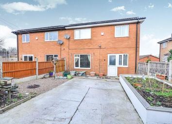 Thumbnail 3 bed semi-detached house for sale in Stanage Court, Mansfield, Nottinghamshire