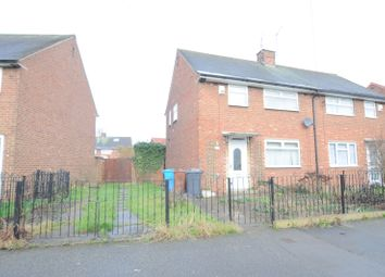 Thumbnail 2 bedroom semi-detached house for sale in Barham Road, Hull