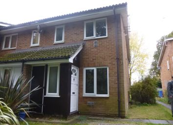 Thumbnail 1 bed terraced house to rent in Chiltern Avenue, Farnborough, Hampshire
