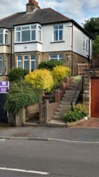 Thumbnail 3 bed semi-detached house for sale in Bank End Lane, Huddersfield, West Yorkshire