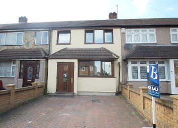 Thumbnail 3 bed terraced house for sale in Newtons Close, Rainham