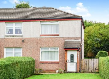 Thumbnail 2 bedroom terraced house for sale in Kilmacolm Road, Greenock