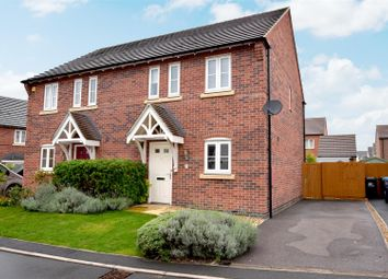 Thumbnail 3 bed property for sale in Parsons Green, Langley Country Park, Derby