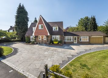 Thumbnail 5 bed detached house to rent in Berry Walk, Ashtead