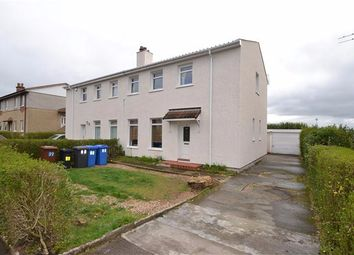 Thumbnail 4 bed semi-detached house for sale in Hood Street, Clydebank