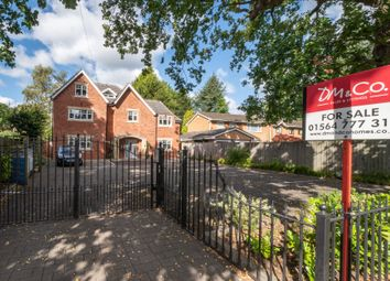 2 bed flat for sale in Station Road, Knowle, Solihull B93