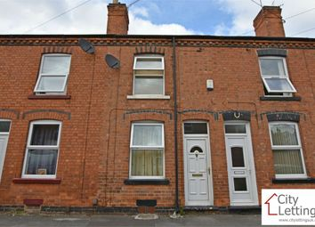 Thumbnail 2 bed terraced house to rent in James Street, Arnold, Nottingham