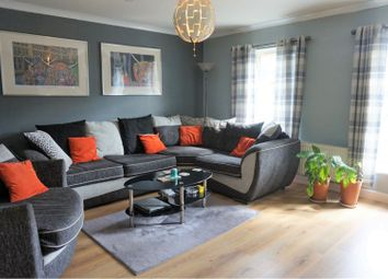 Thumbnail 4 bed town house for sale in Bridgeside Way, Derby