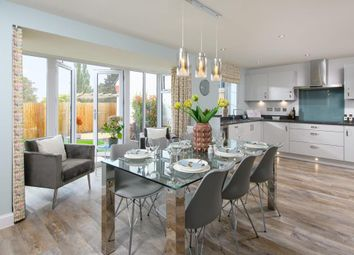 "Thumbnail 4 bed detached house for sale in ""Holden"" at Murch Road, Dinas Powys"