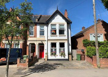 Thumbnail 4 bed semi-detached house for sale in Leckhampton Road, Cheltenham, Gloucestershire