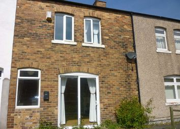 Thumbnail 3 bed terraced house to rent in Gloucester Street, New Hartley, Whitley Bay