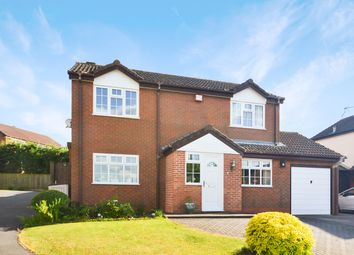 Thumbnail 4 bedroom detached house for sale in Cherrywood Grove, Allesley Green, Coventry