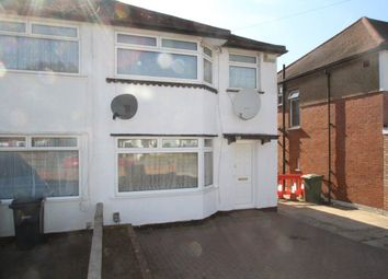 Thumbnail 4 bedroom property to rent in Twyford Road, Harrow