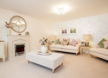 "Thumbnail 2 bed flat for sale in ""Typical 2 Bedroom"" at Abbey Foregate, Shrewsbury"
