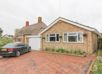Thumbnail 3 bed detached bungalow for sale in Rectory Road, Meppershall