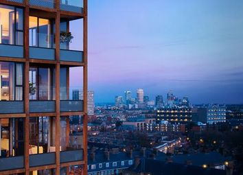 Thumbnail 2 bed flat for sale in B-01-01 Hkr Hoxton, Hackney Road, London