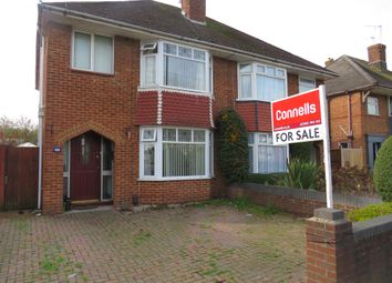 Thumbnail 3 bed semi-detached house for sale in Romsey Road, Shirley, Southampton