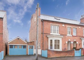 Thumbnail 4 bed semi-detached house for sale in Garendon Road, Shepshed