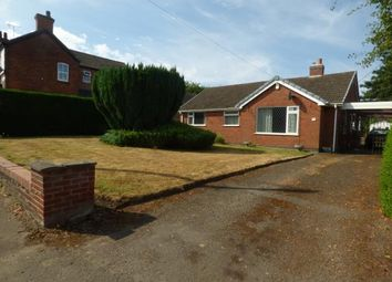 Thumbnail 3 bed bungalow for sale in Measham Road, Oakthorpe, Derbyshire