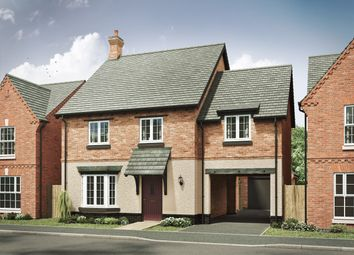 """4 bed detached house for sale in """"The Lancaster 4th Edition"""" at Mapperley Plains, Mapperley, Nottingham NG3"""