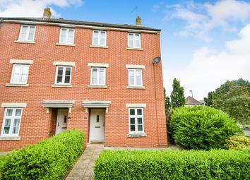 Thumbnail 3 bedroom town house for sale in Herschel Close, Swindon